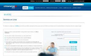 Estado de Cuenta Afore Banamex Consulta e línea