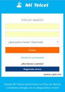 Estado de Cuenta Telcel con la App