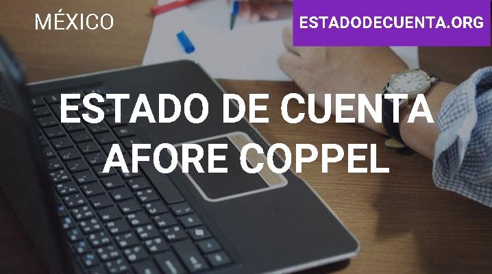 Estado de Cuenta Afore Coppel