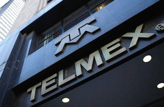 Logo de Telmex