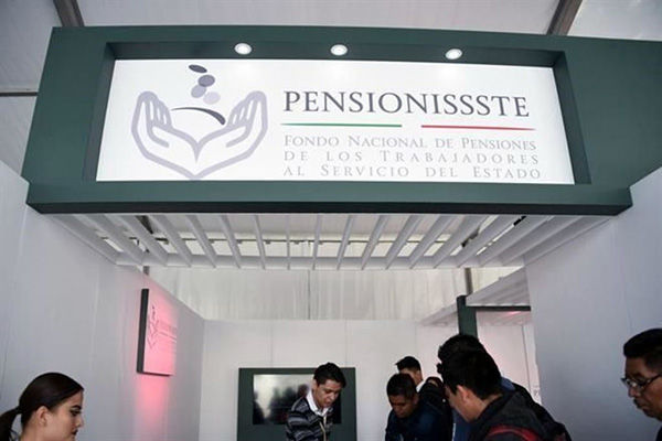 pensionissste mexico