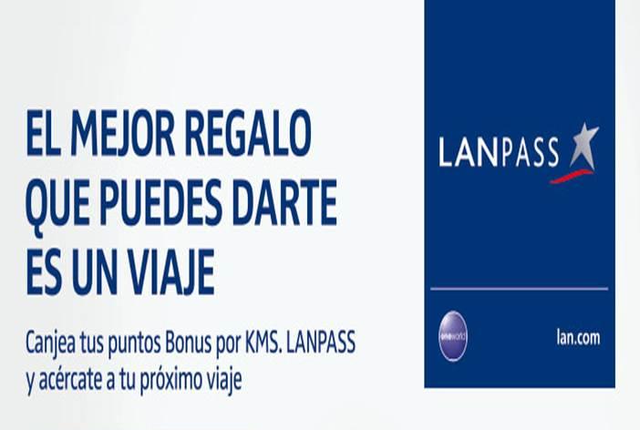 Acreditación de puntos Latampass