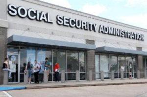 Agencia del SSA
