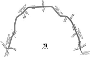 Autopista Vespucio Norte
