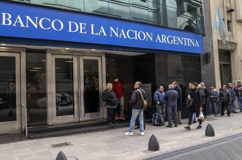 Consulta presencial Banco Nación