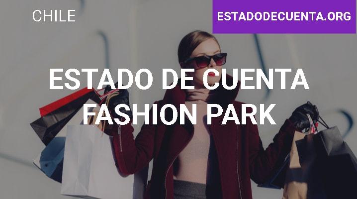 Estado de Cuenta Fashion Park