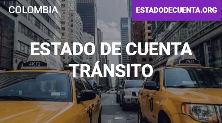 Estado de Cuenta Transito