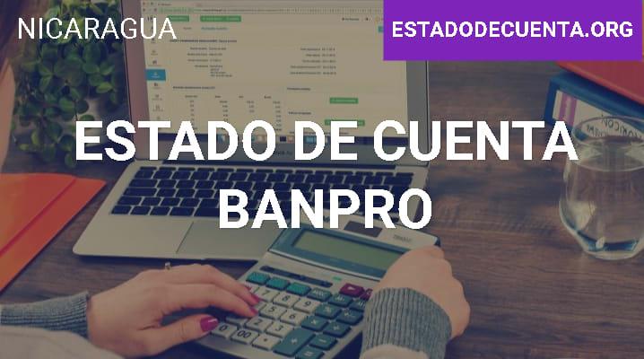 Estado de Cuenta Banpro