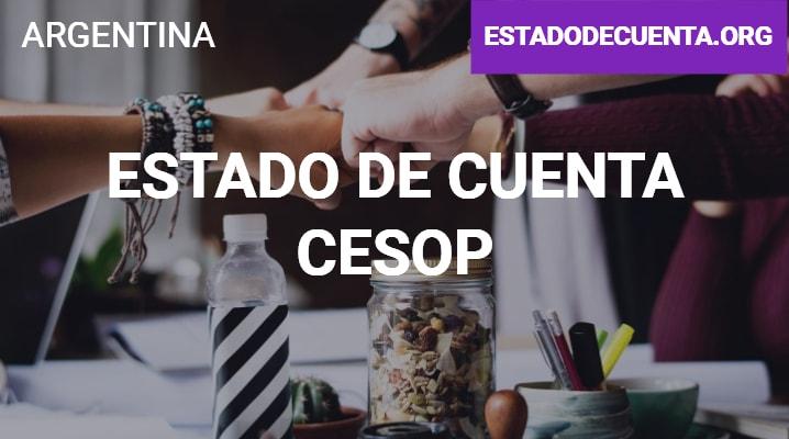 Estado de Cuenta Cesop