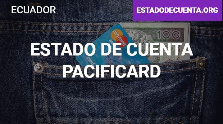 Estado de Cuenta Pacificard