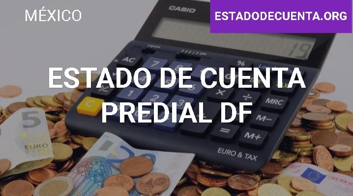 Estado de Cuenta Predial DF