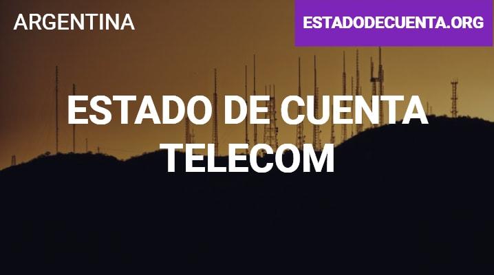 Estado de Cuenta Telecom