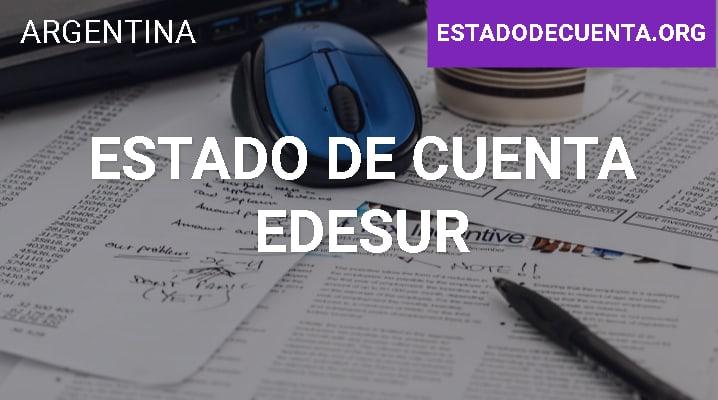 Estado de Cuenta Edesur