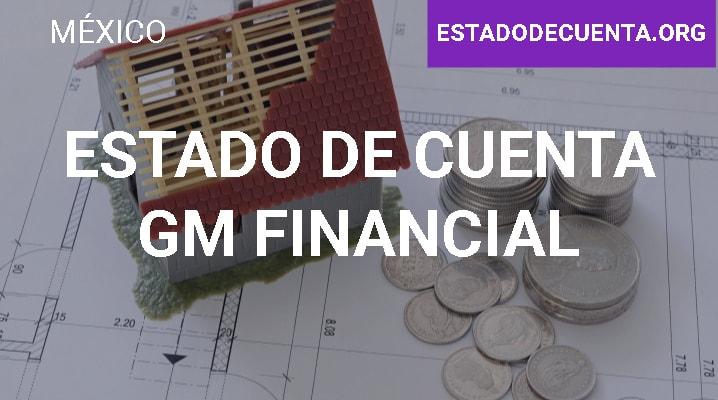Estado de Cuenta GM Financial