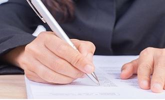 Firma del Contrato Estado de cuenta FSV
