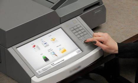 Imprimir documentos bancarios