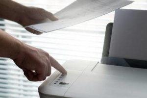 Imprimir movimientos bancarios