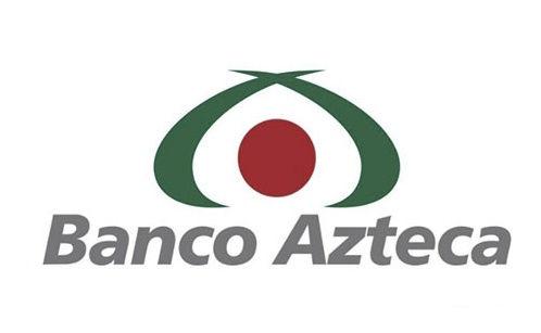 Logo del banco Azteca