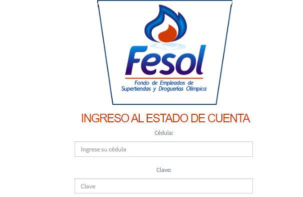 Página web de Fesol