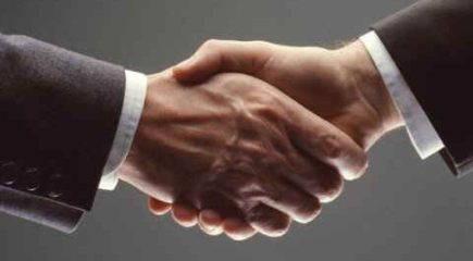 Pacto de manos