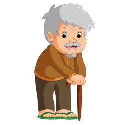 Persona mayor de 65 años
