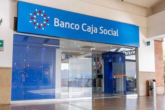 Sede alterna del Banco Caja Social