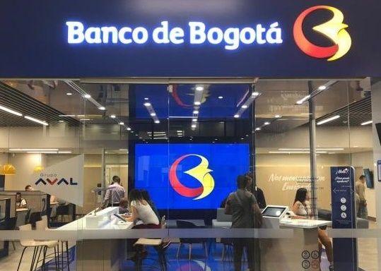 Sede alternativa del Banco de Bogotá