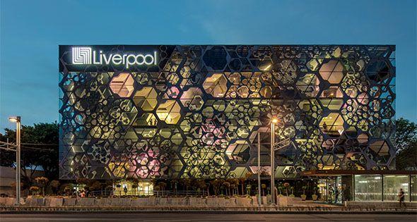 Sede de Liverpool en Insurgentes