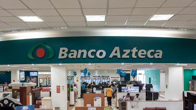 Sucursal física Banco Azteca