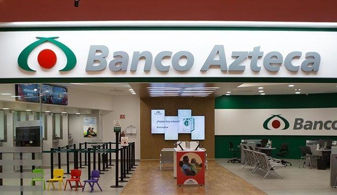 Sucursal física del Banco Azteca