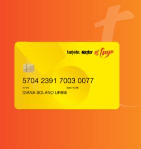 Estado de cuenta tarjeta Éxito