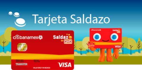Estado de cuenta tarjeta Saldazo Oxxo