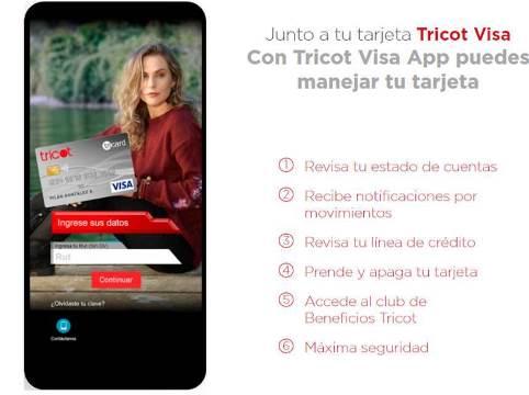 Tricot Visa