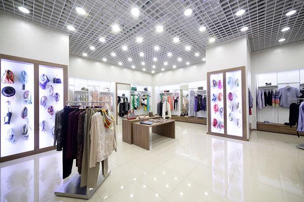 Imagen referencia de una tienda de la corporación
