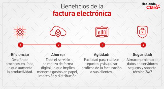 CLARO FACTURA ELECTRÓNICA