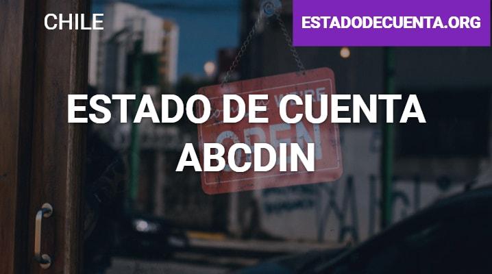 Estado de Cuenta Abcdin