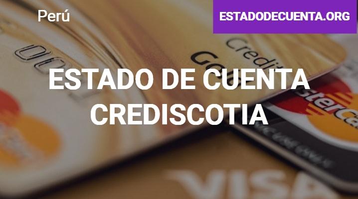 Estado de Cuenta Crediscotia