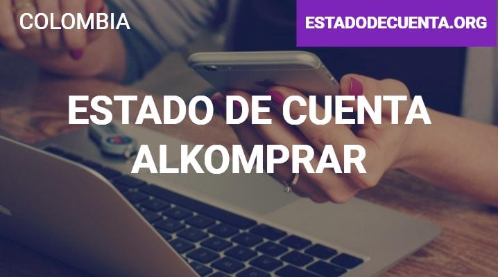 Estado de Cuenta Alkomprar