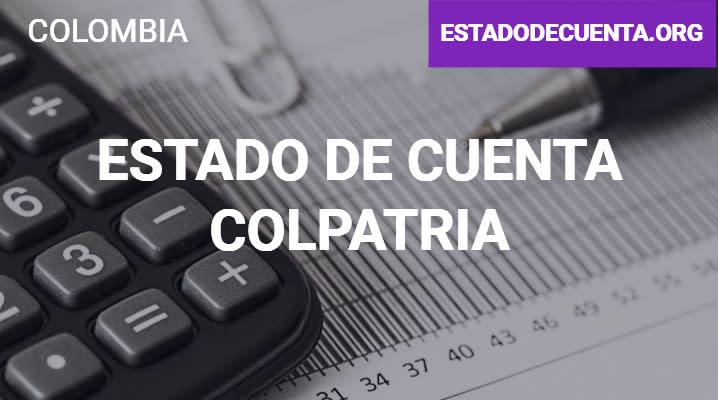 Estado de Cuenta Colpatria