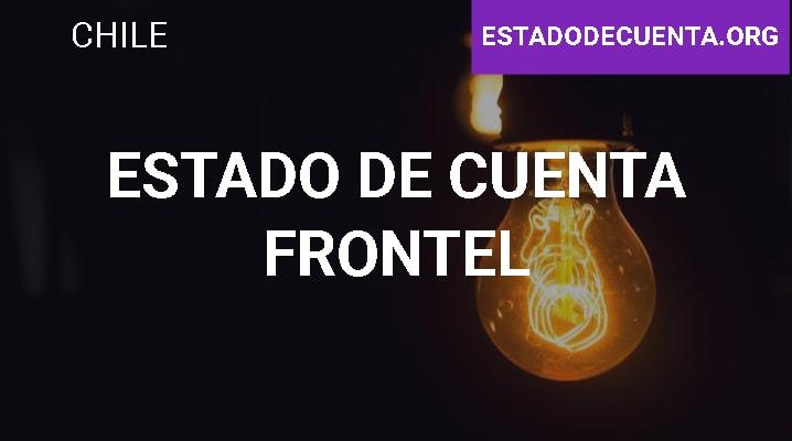 Estado de Cuenta Frontel: cómo Consultarlo, Pago en Línea y MÁS