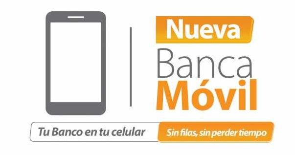 Banca móvil del Banco Internacional