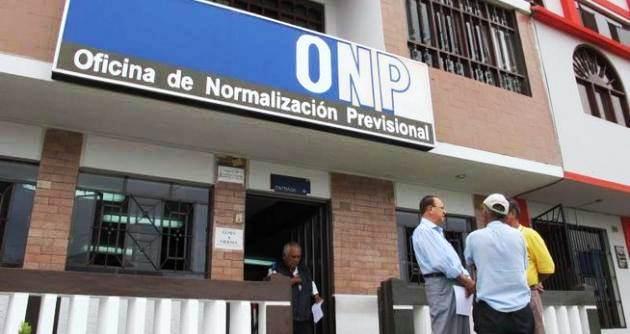 Centro de Atención Onp