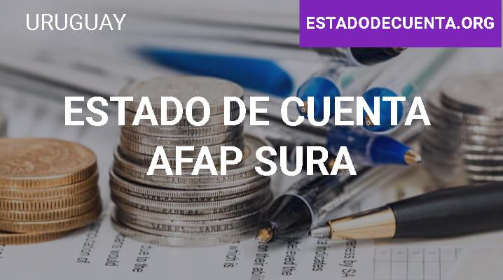 Estado de Cuenta Afap Sura