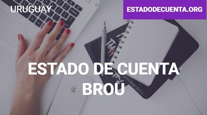 Estado de Cuenta Brou