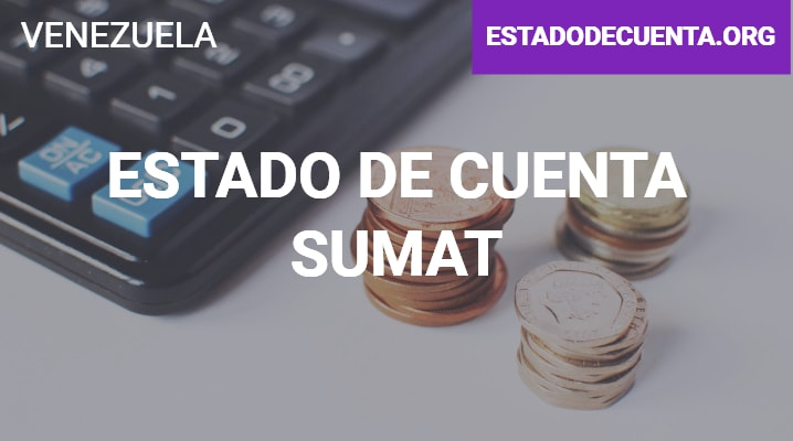 Estado de Cuenta Sumat