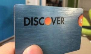 Estado de cuenta discover con su tarjeta