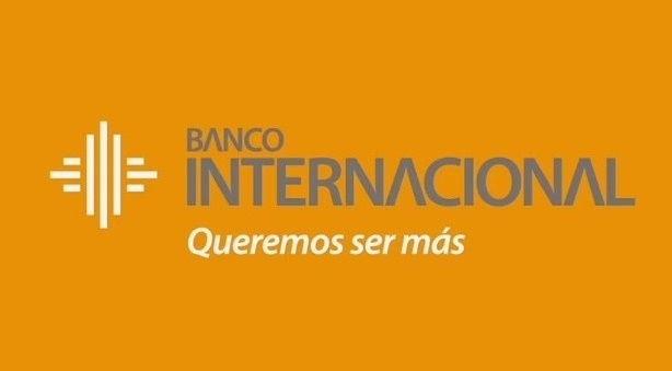 Logo del Banco Internacional