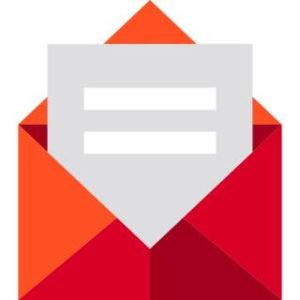 Notificación email
