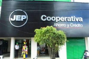 Oficinca de la Cooperativa