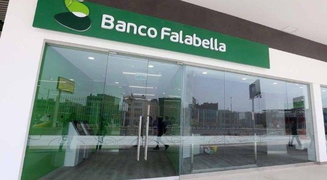 Sede alterna del Banco Falabella